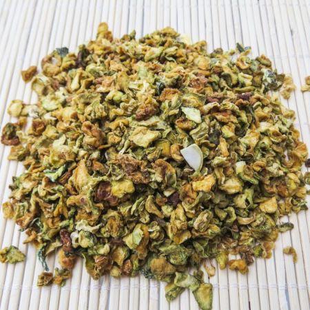 Zucchiniflocken  70 g    (getrocknet)   05020