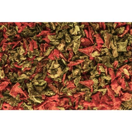 Paprika rot/grün   100 g    05025