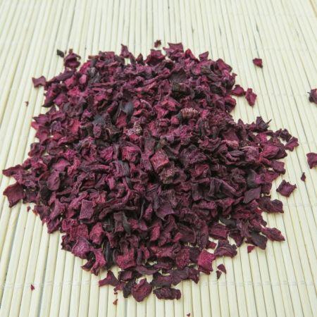 Rote Beete Würfel (getrocknet)  100 g   05040