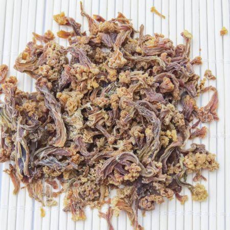 Blumenkohlblüten 70 g    (getrocknet zum kochen)   05045