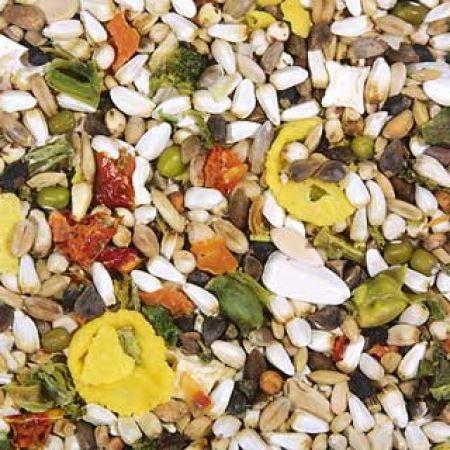 Ricos-Gemüsegarten für Papageien     500 g     FGG