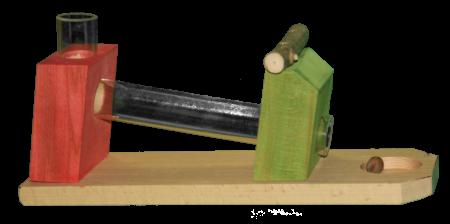 Kugelbahn mit Plexiglasrohr  MG1503