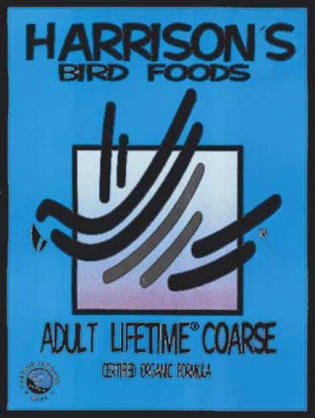 Erhaltungsfutter Papagei 454 g (Farbe blau)  H041