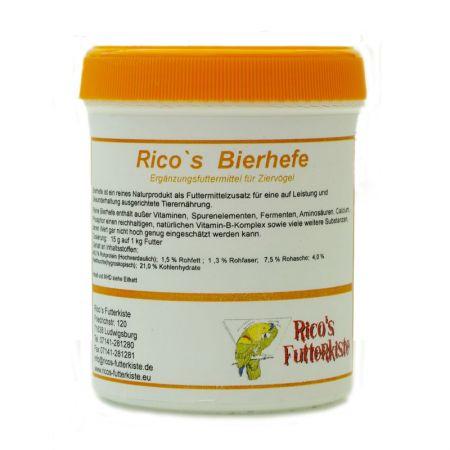 BL02    Rico´s Bierhefe   150 g