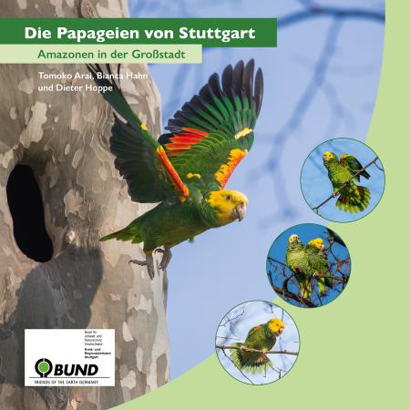 Die Papageien von Stuttgart