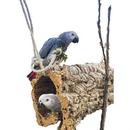 Korkrinde für große Papageien, 1,5 - 4kg    BW020g