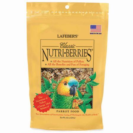 L31650 LAFEBER Nutri Berries Classic Parrot 284 g