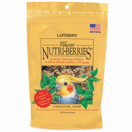 L31640E LAFEBER Nutri Berries Classic Sittich 284 g