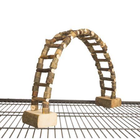 Holzleiter natur, flexibel MG1273