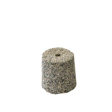 Mineralstein extra grobkörnig für große Papageien 1000gr