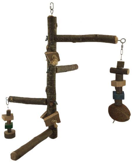 Klettergerüst groß für Papageien MG1330
