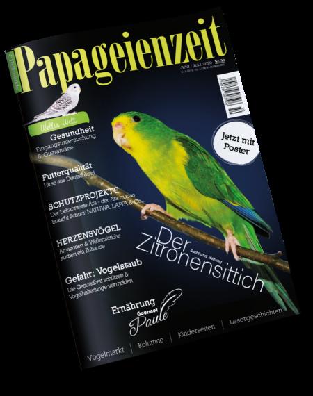 Papageienzeit (Hochglanzmagazin) 60856