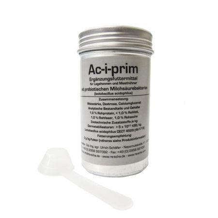 Ac-i-prim 120g Ergänzungsfuttermittel mit probiotischen Milchsäurebakterien - Ersatz für PT12- RS4030