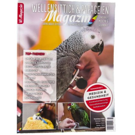 WP-Sonderheft Medizin und Gesundheit für Heimvogelhalter